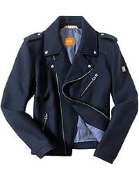 BOSS Orange Herren Jacke Obrian 50296715 in Military-Design