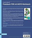 Image de Praxisbuch FEM mit ANSYS Workbench: Einführung in die lineare und nichtlineare Mechanik