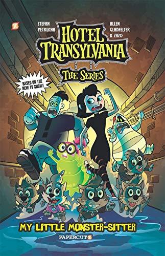 Hotel Transylvania Graphic Novel Vol. 2:My Little Monster-Sitter por Stefan Petrucha