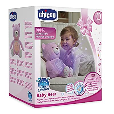 Chicco - Ourson Projecteur Baby Bear