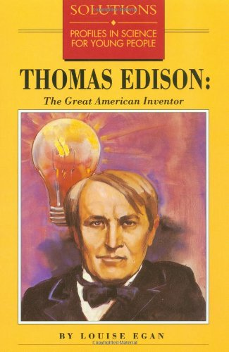 Thomas Edison: The Great American Inventor (Barrons Solution Series)