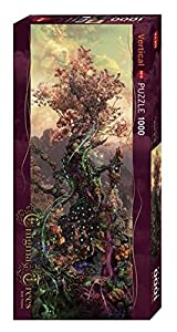 Heye Puzzle Phosphorus Tree Puzzle - Rompecabezas (Puzzle Rompecabezas, Fantasía, Niños y Adultos, Niño/niña, Interior, 326 mm)