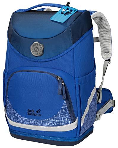 Jack Wolfskin Kinder Grow Up School Rucksack, Coastal Blue, ONE Size