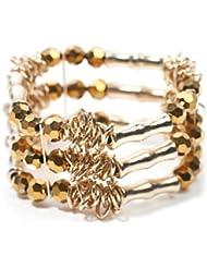 Schmuck-art - 54182 - Bracelet Femme - Métal