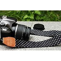 niceEshop - Correa de cuello para cámara de fotos, multicolor