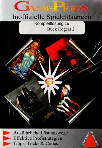 buck-rogers-2-losungsbuch-edizione-germania