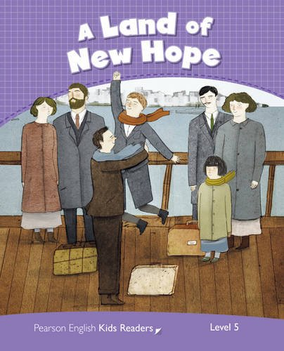 Land of New Hope Reader CLIL (Pearson English Kids Readers)