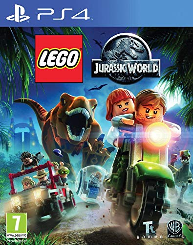 Lego, Jurassic World PS4