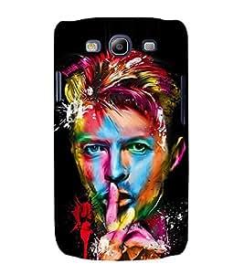 Famous Singer 3D Hard Polycarbonate Designer Back Case Cover for Samsung Galaxy S3 i9300 :: Samsung I9305 Galaxy S III :: Samsung Galaxy S III LTE