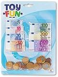 TOF Eurocash Scheine und Münzen