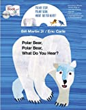 Polar Bear, Polar Bear, What Do you Hear? Book and CD Storytime Set