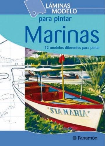 Para Pintar Marinas por Parramon