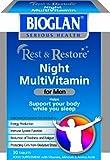 Bioglan Rest and Restore Night Multivitamin for Men