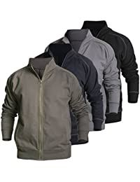 Blaklader Full Zipped Work Sweatshirt - 3349