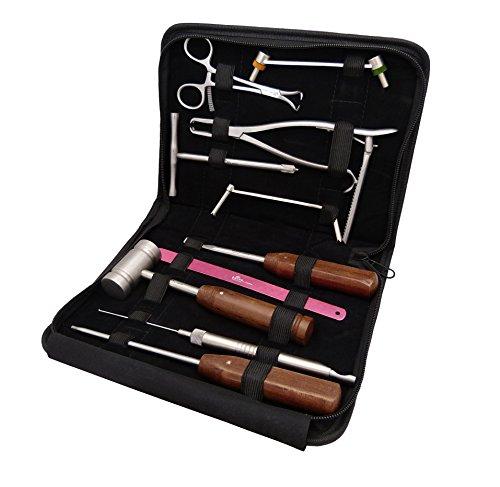 Chirurgische Instrumenten-box (Chirurgisches Orthopädie Instrumenten Set 10-teilig in Box)