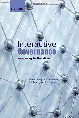 Interactive Governance: Advancing the Paradigm by Jacob Torfing (2012-03-21)