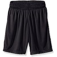 JAKO Palermo - Pantalones cortos de fútbol para niño, color negro, talla 4