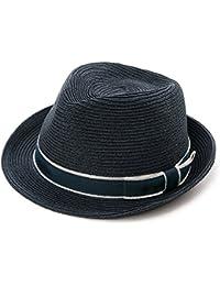 2cec05bb4b555 SiggiHat Panama Summer Fedora Trilby Straw Sun Hats For Men Safari Beach Hat  - Foldable
