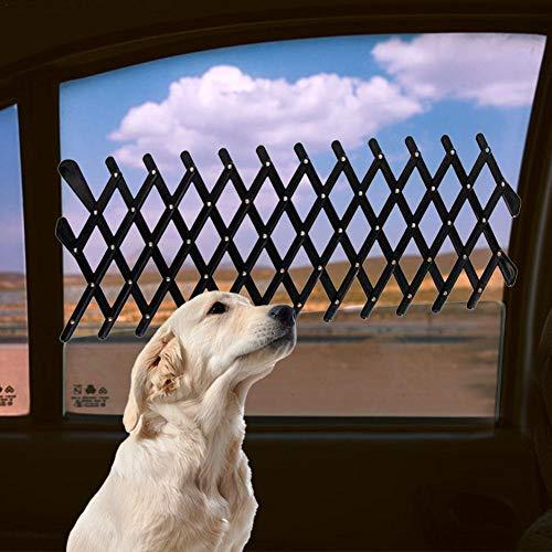 Wapern Hundebarrieren, faltendes Universal Auto-Haustier-Sicherheitsbarriere-Zaun, Hund Haustier-Sicherheits-Tor, teleskopischer Schutzzaun, für Reise