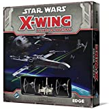 Fantasy Flight Games Star Wars X-Wing Caja Basica Color, 32.5 x 25.7 x 6.1 Edge Entertainment EDGSWX01