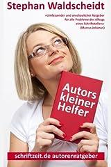 Autors kleiner Helfer Taschenbuch