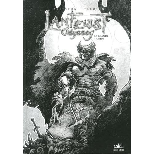 Lanfeust Odyssey T04 - La grande traque