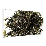 Grün-Tee Getrocknet Natur Pflanze Nahaufnahme Leinwand Poster Druck Bild uu1691 120x90