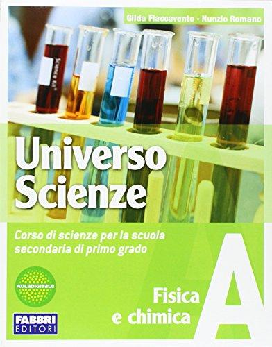 Universo scienze. Tomi A-B-C-D. Con L'apprendista scienziato. Per la Scuola media