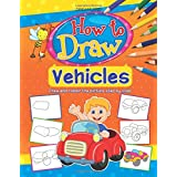 How to Draw Vehicles: Book 5