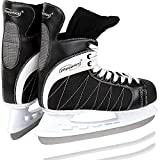 Physionics - Patines de hielo para hockey - negro/blanco -...
