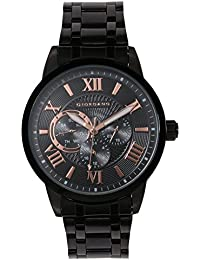 Giordano Analog Black Dial Men's Watch - A1077-55