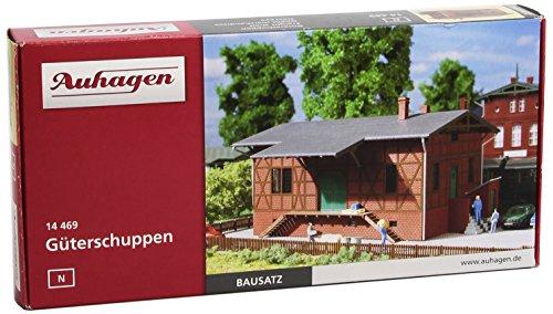 Auhagen - Edificio para modelismo ferroviario