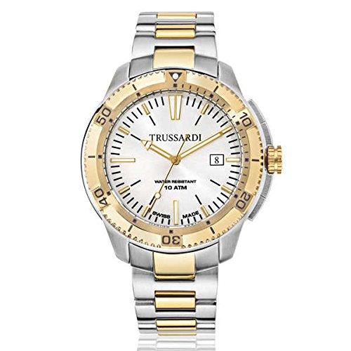 orologio solo tempo uomo Trussardi Sportsman casual cod. R2453101001