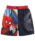 Spiderman Jungen Badehose - blau - 128