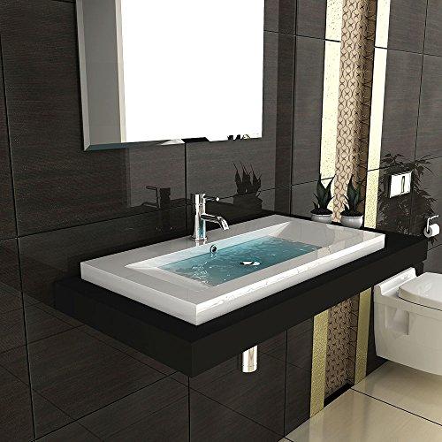 Moderne Waschbecken moderne waschbecken amazon de