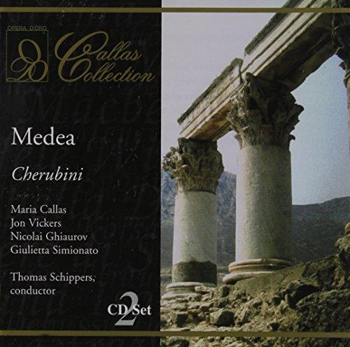 Cherubini : Medea. Callas, Vickers, Ghiaurov, Schippers.