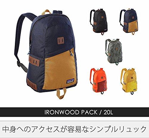 Patagonia Rucksack Ironwood Pack sulphur yellow