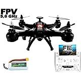 Fm-electrics FM X161 - XXL Quadrocopter mit Brushless Motoren und 5.8 GHz FPV Kamera