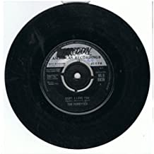 the ronettes baby i love you/miss joan & mr sam