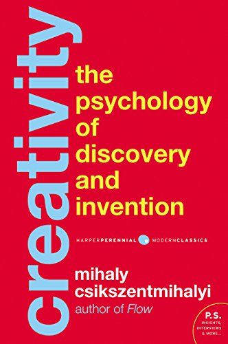 Creativity: The Psychology of Discovery and Invention (Harper Perennial Modern Classics) por Mihaly Csikszentmihalyi