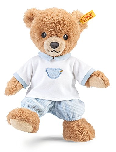 Steiff-25cm-Sleep-Well-Bear-Blue