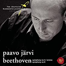 "Beethoven : Symphonie n° 3 ""Eroica"" - Symphonie n° 8 [Import anglais]"