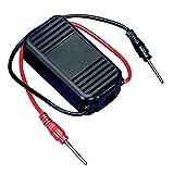 Proventa   Akustischer Durchgangsprüfer und Leitungsprüfer   Stromprüfer   Batterie Prüfer   Mess Gerät   Quick-Tester schwarz