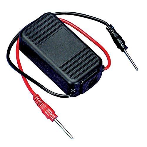 Preisvergleich Produktbild Proventa | Akustischer Durchgangsprüfer und Leitungsprüfer | Stromprüfer | Batterie Prüfer | Mess Gerät | Quick-Tester schwarz