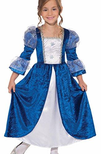 Frost Kostüm Prinzessin - Forum Novelties Frost Prinzessin Kinderkostüm klein