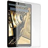 Apple iPad Pro (9,7 Zoll) Hülle Silikon Tasche Schutzhülle Transparent