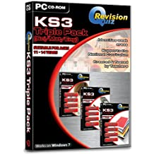 Revision Quiz Key Stage 3 Triple Pack ( English / Maths / Science )