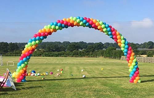 Generic * oon AR Water Base n Arch Kit Column DIY Ballon Bogen Olumn Water Party Venur Decor nur Decor Stand Hochzeit Kunst Venur Decor