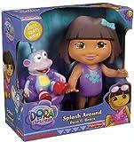 Dora la Exploradora X3980 - Dora Salpicones Divertidos (Mattel)