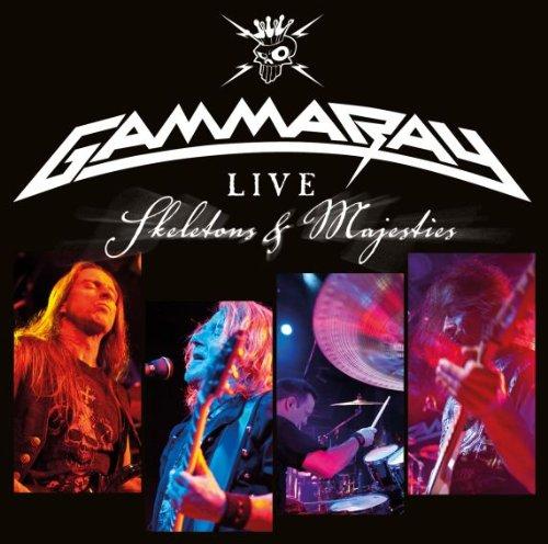 Gamma Ray: Live-Skeletons & Majesties (Audio CD)